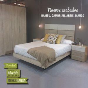 Dormitorio Nuevos Acabados