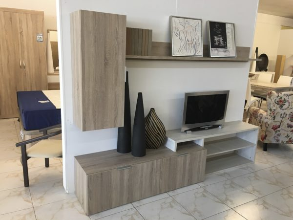 Mueble Salón - TV - Multimedia
