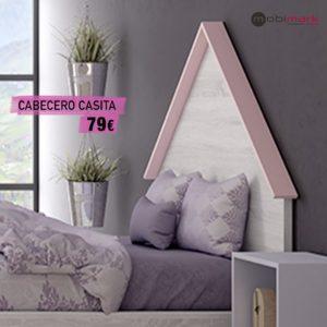 Cabecero Casita Habitación Princesa